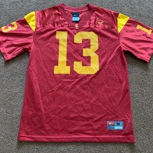 USC medium 12/14 kids jersey
